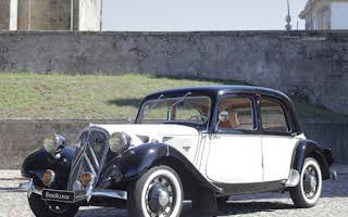 Citroën 11 BL Arrastadeira Rent Braga