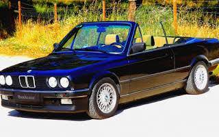BMW 325 Rent Aveiro