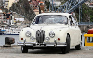 Jaguar MK II Rent Aveiro