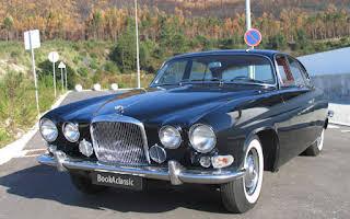 Jaguar MK 10 Rent Aveiro