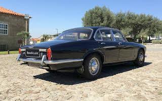Jaguar XJ6 4.2 Serie I Rent Aveiro