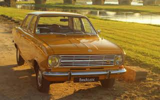 Opel Kadett B Rent Aveiro
