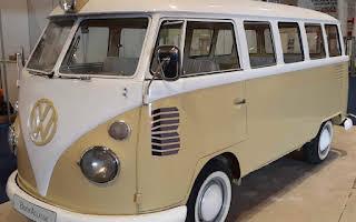 Volkswagen T1 Splitscreen Creme Rent Évora