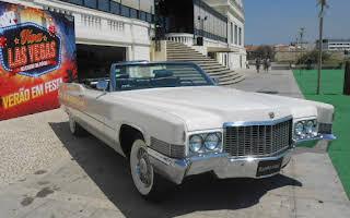Cadillac DeVille Rent Braga