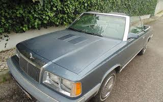 Chrysler Lebaron Rent Lisboa (Lisabon)