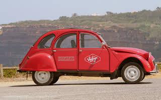 Citroën 2 CV Rent Leiria
