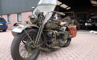 Harley Davidson WLC Rent Braga