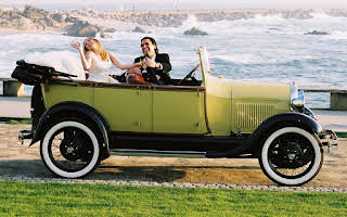 Ford A Phaeton Rent Braga