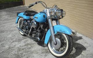 Harley Davidson Panshovel Rent Braga