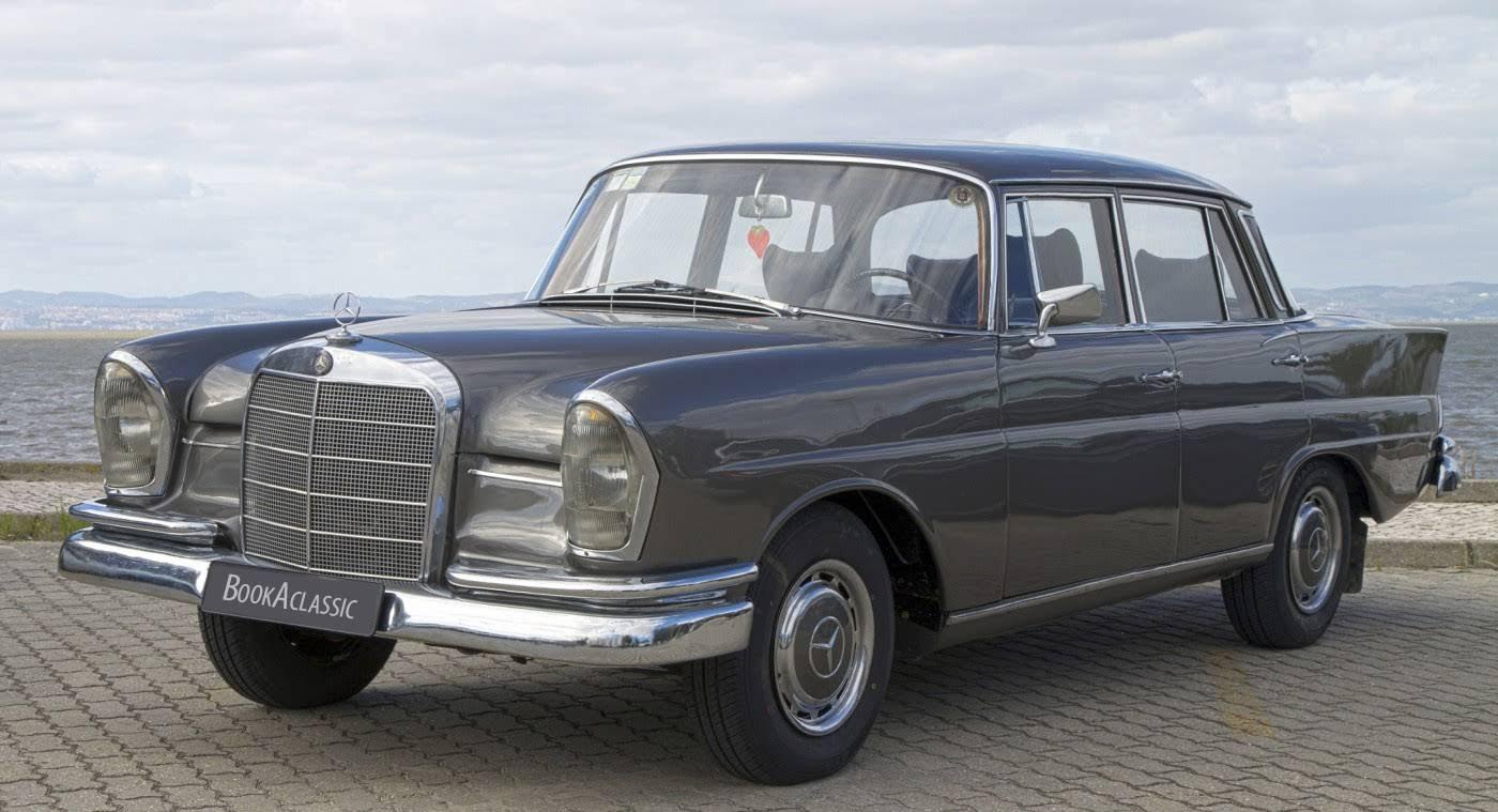 Mercedes Benz 220 Sb Para Alugar Em Alcochete Bookaclassic