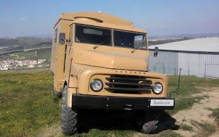 Hanomag LT28 4x4 Rent Faro