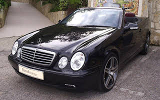Mercedes-Benz CLK 200 Rent Lisboa (Lisabon)