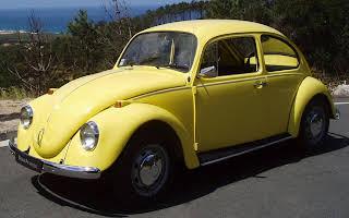 Volkswagen Carocha Rent Lisboa (Lisabon)
