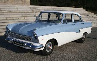 Ford Taunus 17M Rent Aveiro
