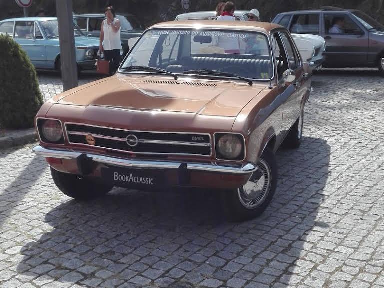 Opel 1604 S Hire Leça do Balio