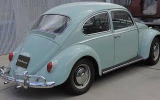 Volkswagen Carocha 1300 Rent Braga