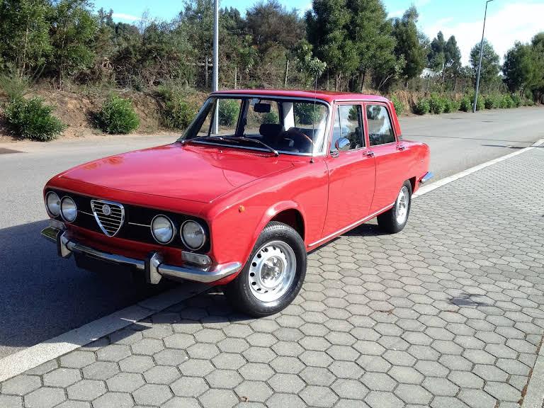 Alfa Romeo 2000 Berlina Hire Vila Nova De Gaia
