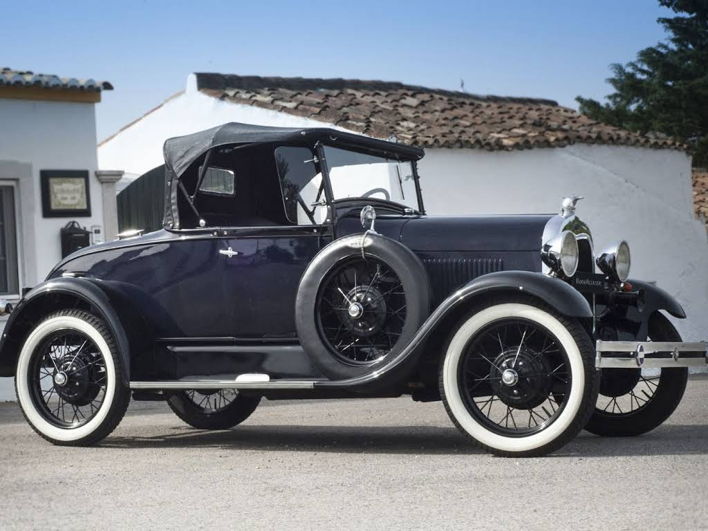Ford A Roadster Hire Loulé