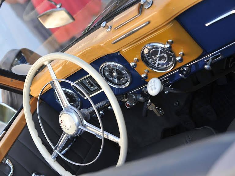 Mercedes-Benz 170-S Hire Loulé