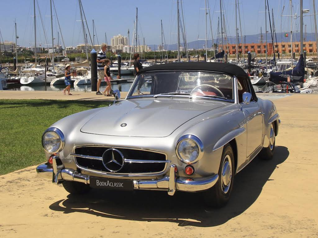 Mercedes-Benz 190 SL Hire Loulé
