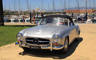 Mercedes-Benz 190 SL Rent Évora