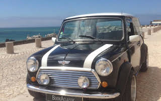 Mini Cooper Rent Lisboa (Lisabon)