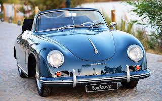 Porsche 356 A Cabriolet Rent Évora