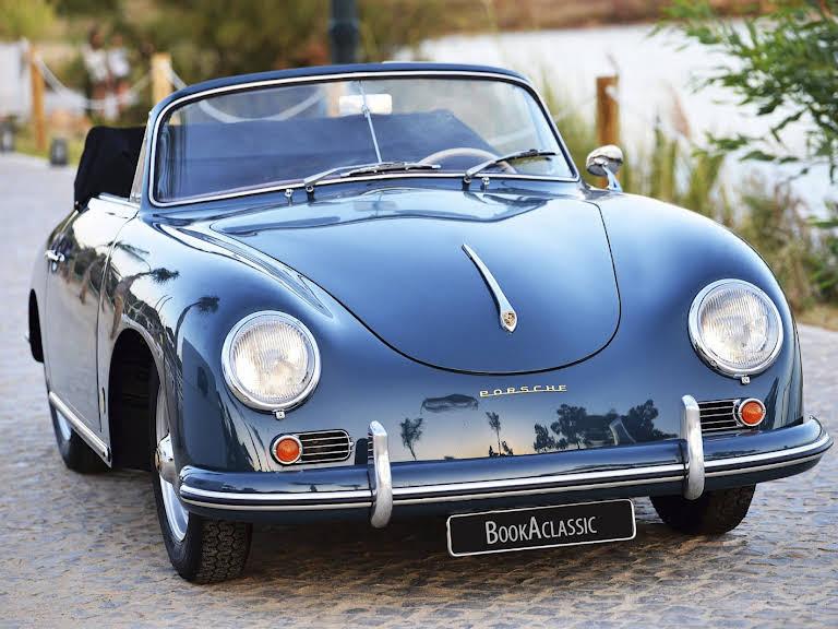 Porsche 356 A Cabriolet Hire Loulé
