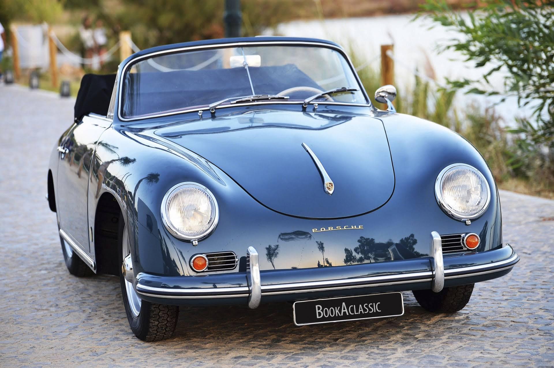Porsche 356 a cabriolet bookaclassic for Porsche ka che