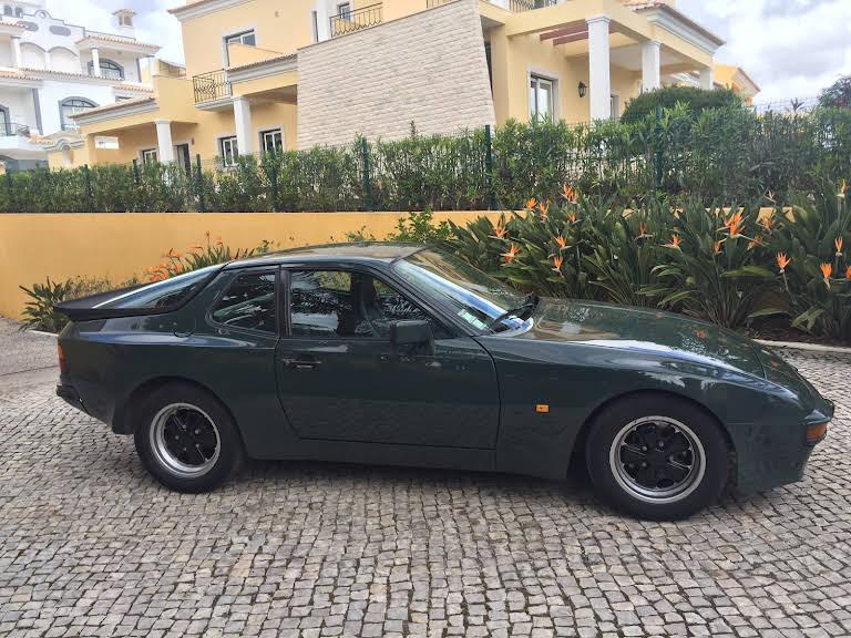 Porsche 944 Hire Loulé