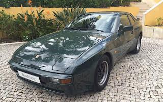 Porsche 944 Rent Évora