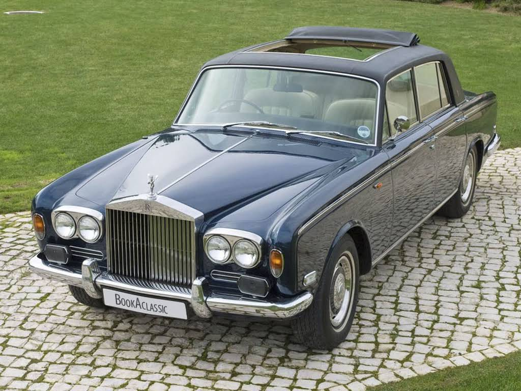 Rolls Royce Silver Shadow Hire Loulé