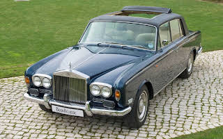 Rolls-Royce Silver Shadow Rent Évora