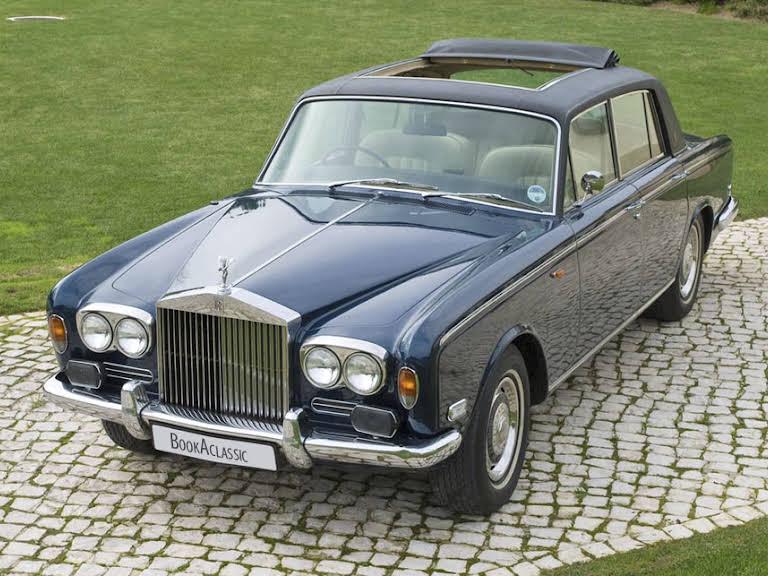 Rolls Royce Silver Shadow Hire Loulé