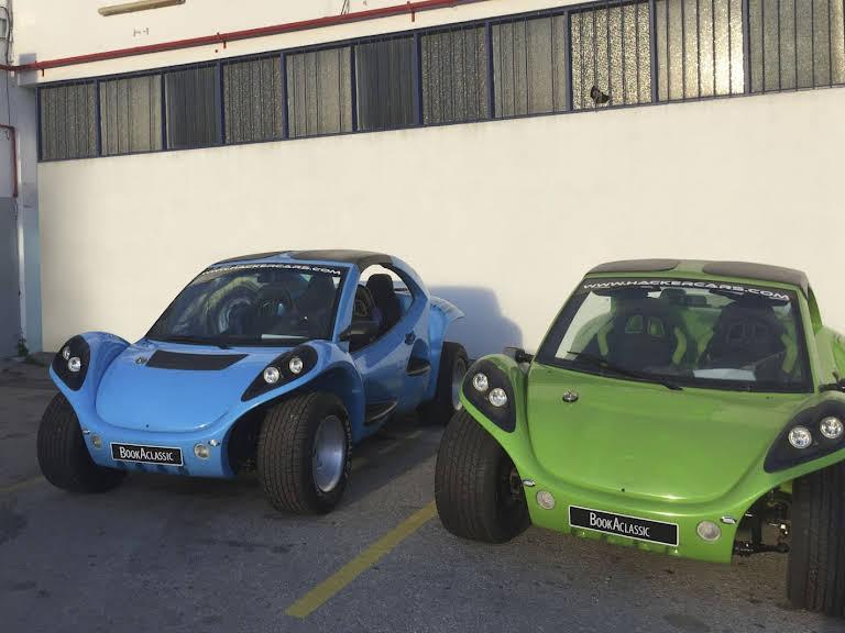 Volkswagen Buggy Hire Alcabideche