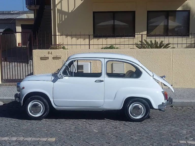 Fiat 600d Hire Custoias