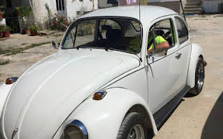 VW 1200 Rent Lisboa (Lisabon)