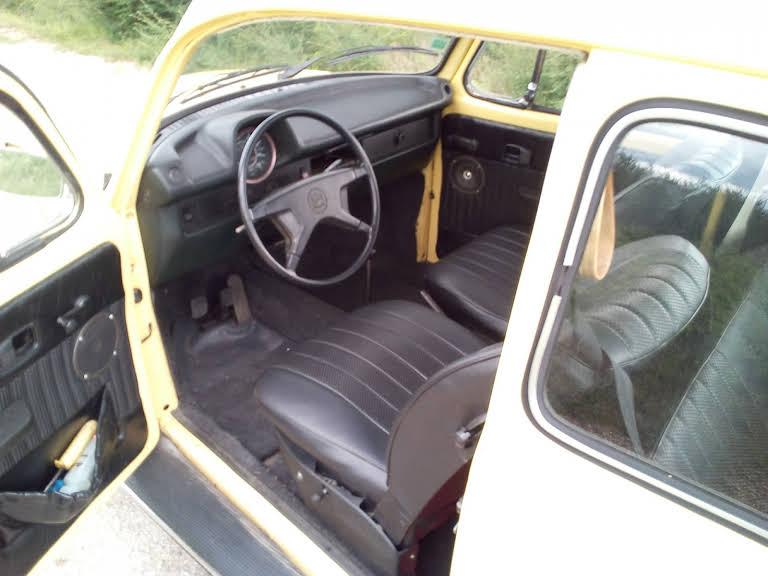 Volkswagen Carocha 1303 Hire Matosinhos