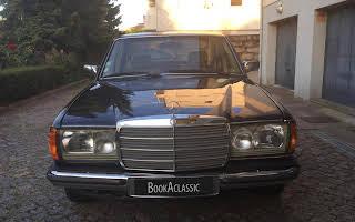 Mercedes-Benz 300 D Rent Porto