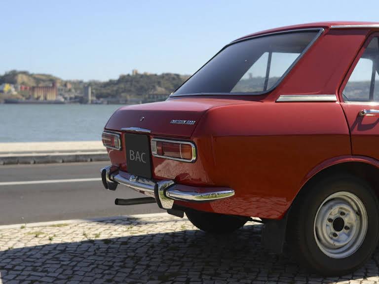 Datsun 1000 Hire Lisboa
