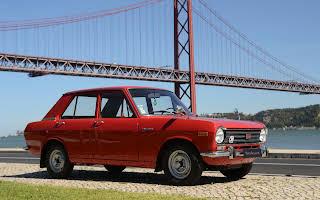 Datsun 1000 Rent Lisboa (Lisabon)