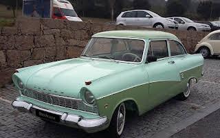 Ford Taunus 17m Rent Braga