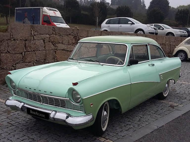 Ford Taunus 17m Hire Vila Nova de Famalicão