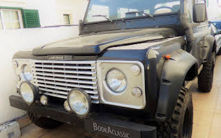 Land Rover Defender 90 Rent Lisboa (Lisabon)