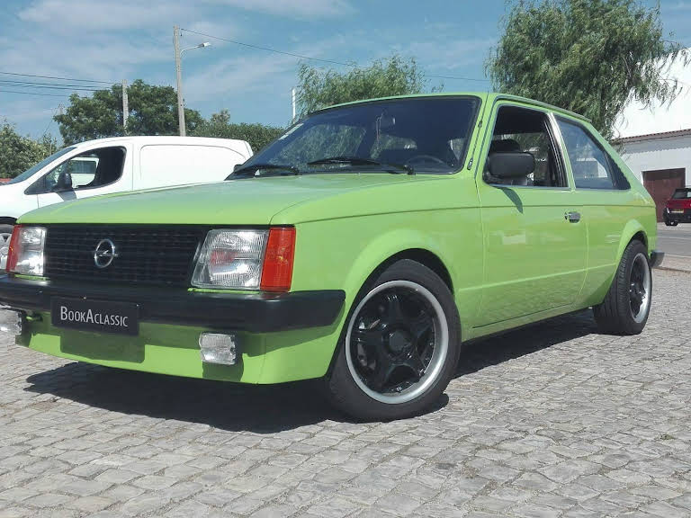 Opel Kadett Hire Loule