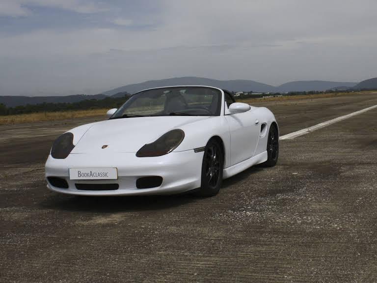 Porsche Boxster 2.5 Hire Alenquer