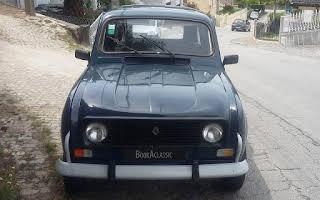 Renault 4L Rent Braga