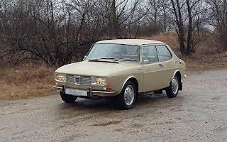 Saab 99 Rent Braga