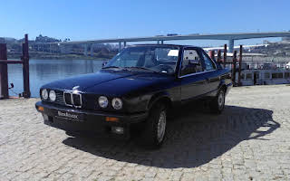 BMW 316 TC Baur Rent Aveiro