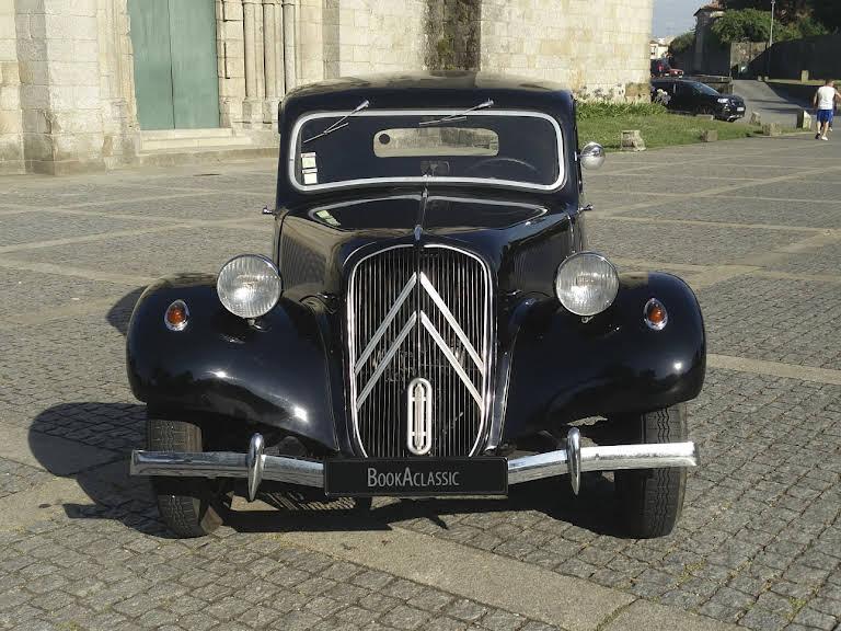 Citroën 11 BL Arrastadeira Hire Valongo